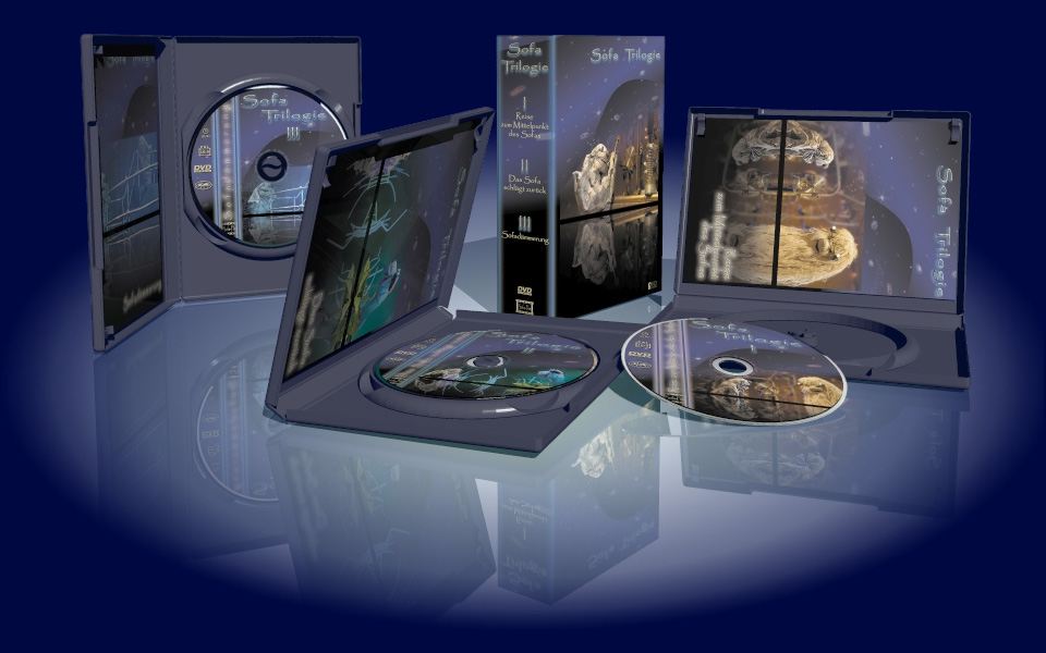 Sofa Trilogie DVD-Set